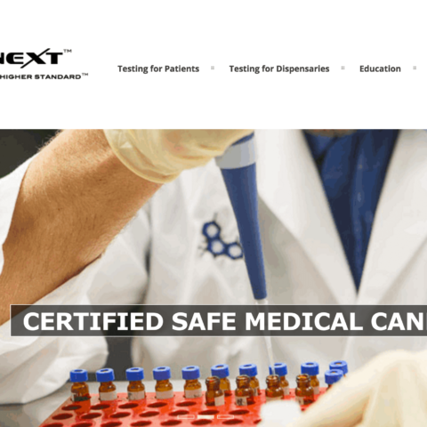 Cannext Website
